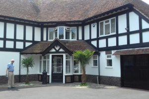 A & J Tudor House